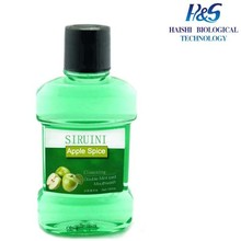 Natural Herbal Mouthwash Cleaning Oral Resistant to Dental Caries Refreshing Fluoride Natural Herbal Mouthwash