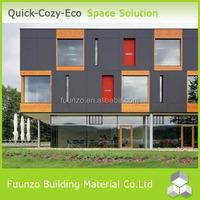Unique Design Ecological Apartments Container
