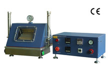 Compact vacuum sealer for sealing aluminum-laminated case in glove box after formation for final seal- GN-115A