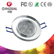 GINZEAL GDY100 Lead Glass G5.3 MR16 Crystal Light with no lamps