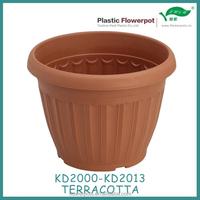 HOT Sale!!!!!! Round plastic flower pot