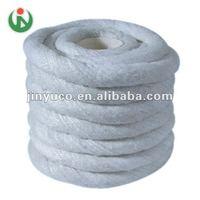 High temperature heat resistance high density twisted ceramic fiber rope