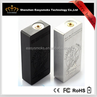 New product cherry bomber box mod/clone cherry bomber mod box magnet switch with 510 thread
