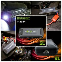 automobile mobile power source portable battery jump starter supply equipped with air pump directly 12000mah car jump