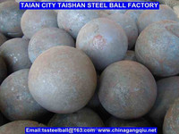 Grinding Steel Ball For The Iron Ore Mine with Low Price