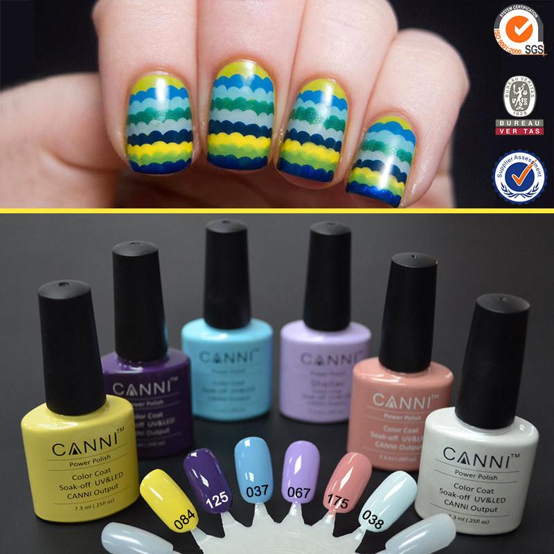 40602b China Factory Nails Supplies Canni 7.3ml Uv Gel Matte Top ...