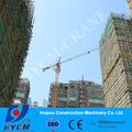 Qtz80 TC5612 CE & ISO topkit grúa torre dibujo se utiliza para de gran altura civil arquitectura