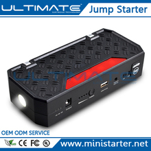 Ultimate 16500 mAh Diesel Gasoline Car Battery Booster Pack Jump Start Power Bank 12v Jump Starter