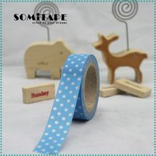 Recyclable Netherlands Washi Tape For Diy Hand-Made Art Working