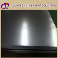 high strength 6mm thick galvanized steel sheet metal price