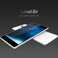 5.0 Inch IPS 960*540 MTK6582 Quad Core LEAGOO LEAD 2 3G WCDMA Mobile Phone 1GB/8GB Android 4.4 Cell OTG Cameras 5.0MP+13.0MP BT