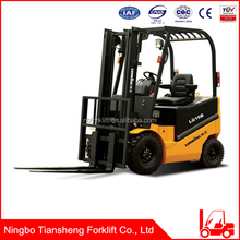 2015 New Arrival Practical Factory And Wharf 5.0 t electric forklift