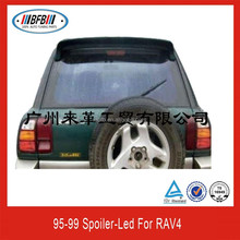 car spoiler accessory with light for Toyota RAV4 95~99