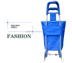 Popular and Fashion Folding Shopping trolley bag