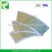 ITC Quality PE Coated Coffee Bean Disposable Cup Paper