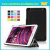8inch tablet ultra-thin case For Asus Memo pad8 with three fold