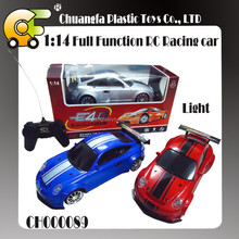 1:16 Full function RC racing car with light 3 colors