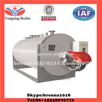 Superheated electrical oil gas fired steam boiler for sale