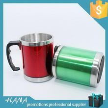 Economic best sell stainless steel and acrylic thermos cup