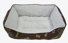 Eco-friendly cute luxury pet dog cushion