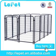 outdoor dog house /metal dog cage /dog kennel for sale
