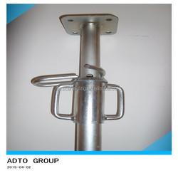 ADTO 1.8-3.5M light duty galvanized steel scaffolding & formwork shoring jack