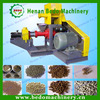 China hot sale factory direct floating fish feed pellet making machine with CE