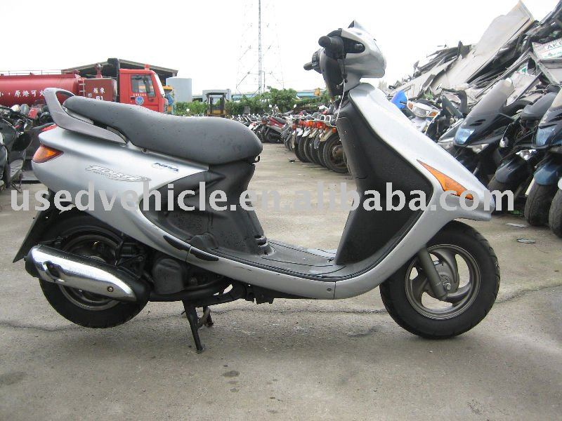 Yamaha Forte Scooter / Motorcycle / Vehicle ( 125cc ...