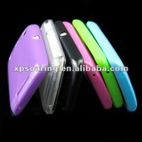 TPU case back cover for blackberry 9360