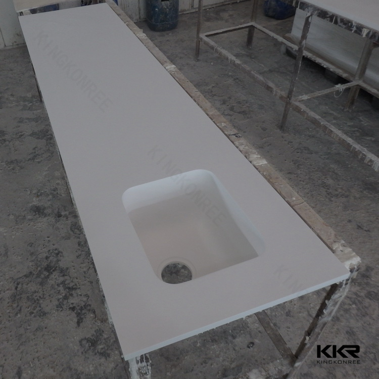 Prefab bathroom countertops