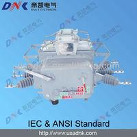 DNK VSB1 outdoor AC vacuum circuit breaker (VCB) 11kV & 24kV 630A & 1000A