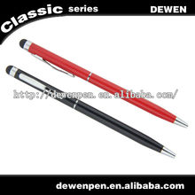 metal ball pen touch pen for iphone& ipad