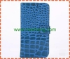 New Colorful Crocodile PU Flip Leather Case For Samsung Galaxy S6