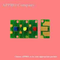 Original reset toner chip Bizhub C250 for Konica Minolta Bizhub C250 C252 Toner cartridge for world-wide machine using