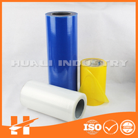 Brand New Blue Stainless Steel Sheet Protective Tape Jumb Roll