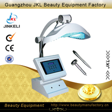 PDT LED cold laser machine for head ,face and body Green Home Use