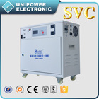 ALL-IN-ONE 480W onda senoidal pura AC/DC de saída LCD/LED 12V/24V sistema de energia Solar