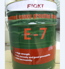 CKS tunnel application modified epoxy spraying grout for repairing crack