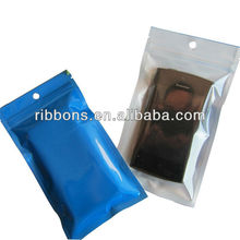 Custom Made Plastic Raw Material for Plastic Bag with Zipper