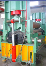 Special Hydraulic System of Plate Bending Rolls