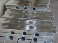 lme zinc ingots 99~99.995%/zinc ingot manufacturers/pure zinc ingot price