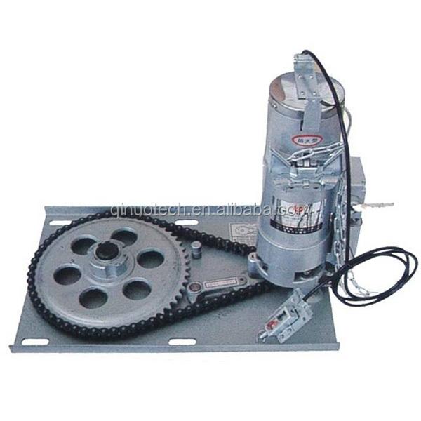 Universal Chain Type Motor 220v Ac Shutter Door Control