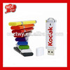 Low price for promotion lighter plastic usb, Christmas gift cheap bulk usb drives