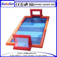 giant inflatable playgrounds hot selling inflatable soap football field
