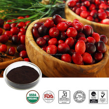 European Standard 25% Anthocyanidins UV Top quality Cranberry Extract