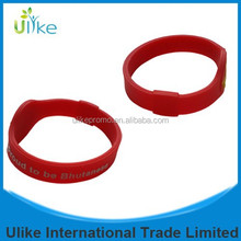 Popular silicon band promotional gift items