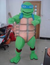 2015 New Arrival adult ninja turtles mascot
