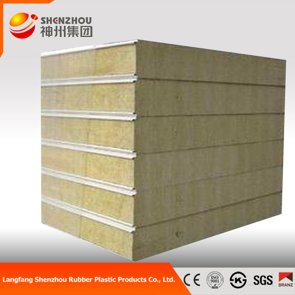 Waterproof Rockwool Insulation Board And Rock Wool