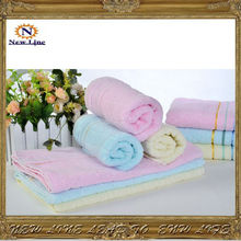 100 cotton manufacture Plain cotton towels