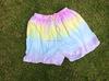 Tie dye / Pastel comfortable shorts cotton 100% Thailand